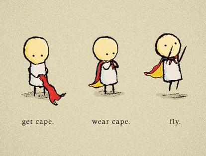 get cape